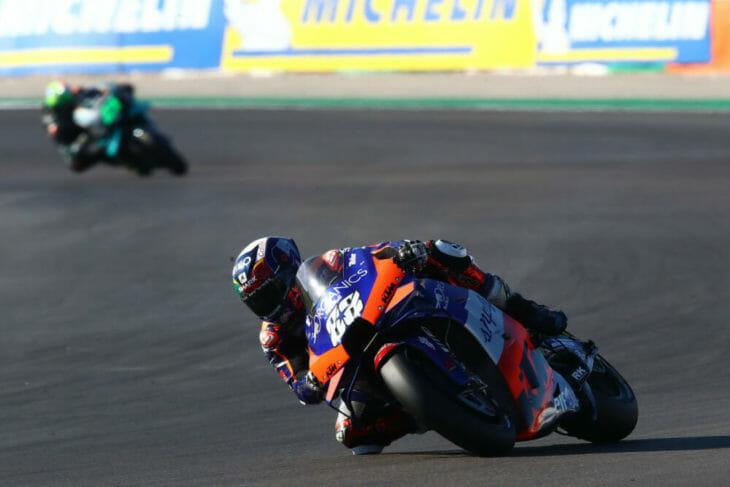 2020 Portuguese MotoGP Oliveira