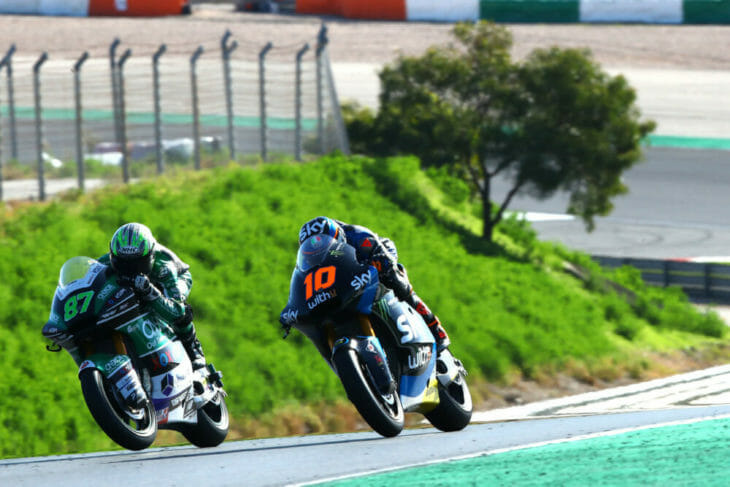 2020 Portuguese MotoGP Gardner