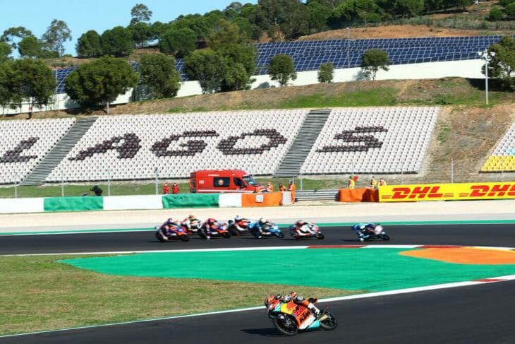 2020 Portuguese MotoGP Fernandez