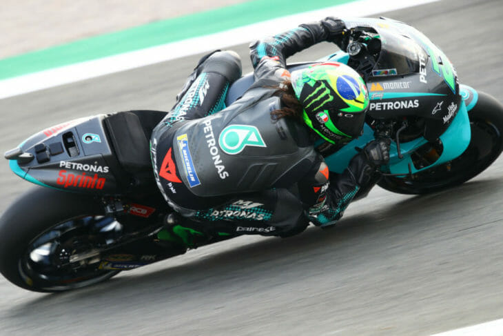2020 Valencia MotoGP Results Qualifying Morbidelli pole