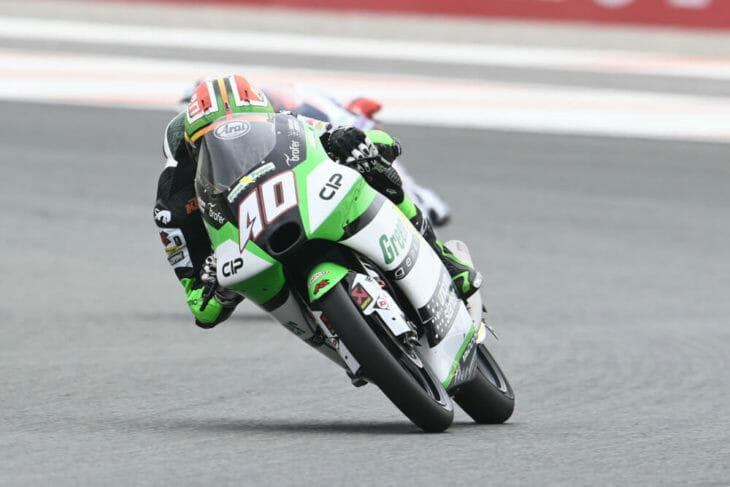 2020 Valencia MotoGP Results Qualifying Binder pole