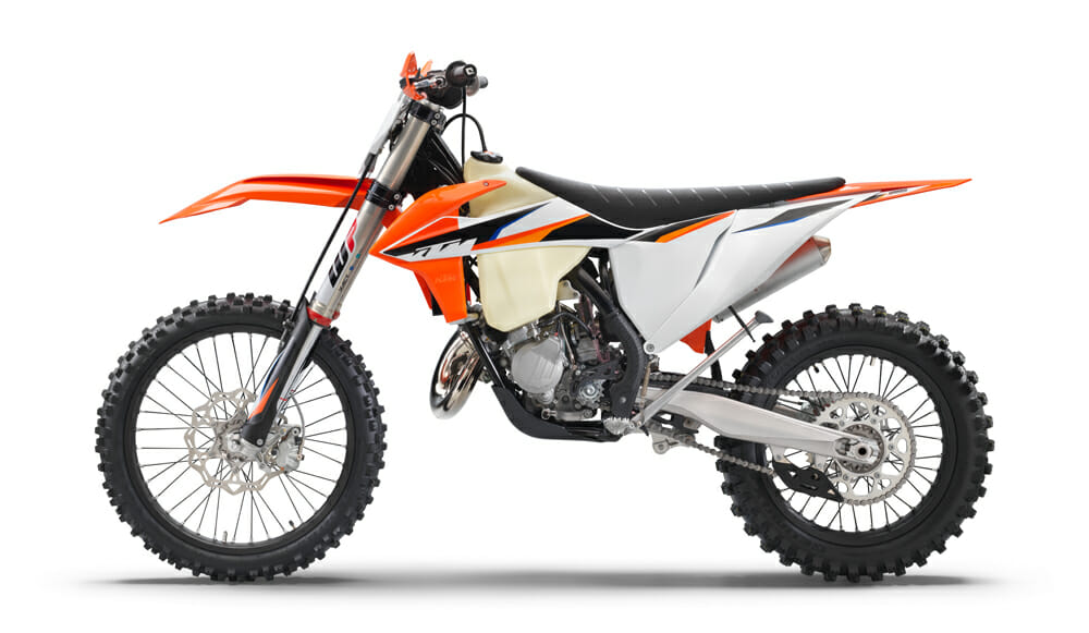 2021 KTM 125 XC Specifications