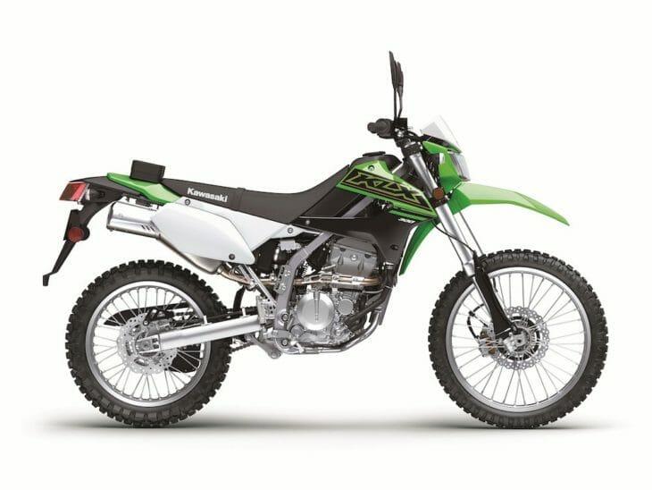 2021 Kawasaki KLX300 and KLX300SM First Look