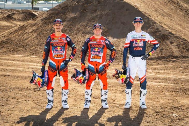 2021-Red-Bull-KTM-Supercross/Motocross-Team-Announced