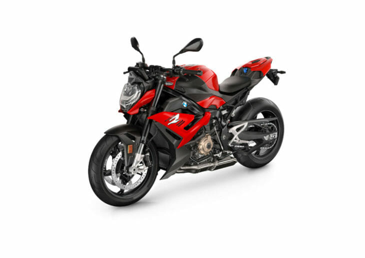 2021 BMW S 1000 R First Look 8