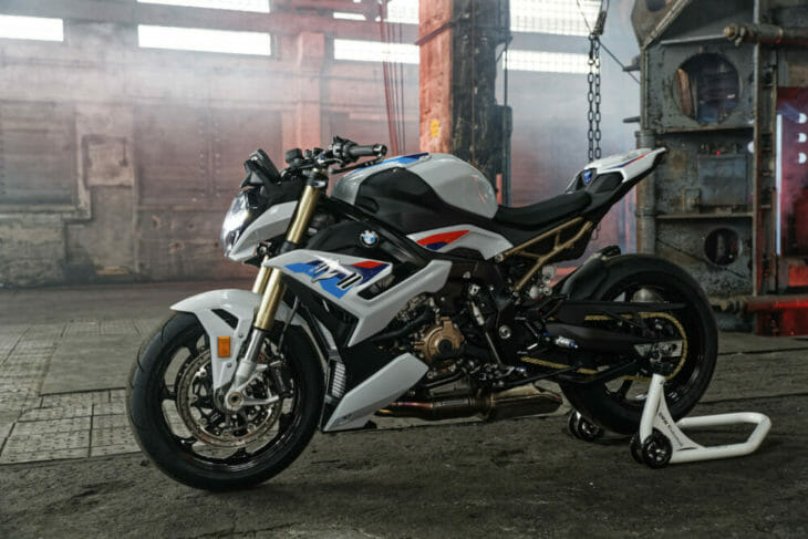 2021 BMW S 1000 R First Look 1