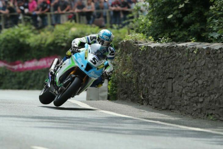 2021 Isle of Man TT races canceled