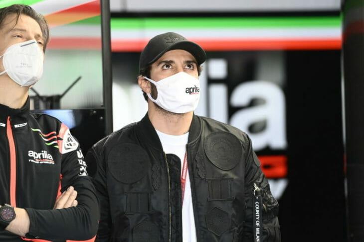 2020 Valencia MotoGP News Iannone