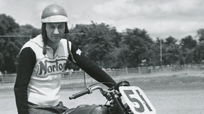AMA Motorcycle Hall of Famer Bill Tuman Passes