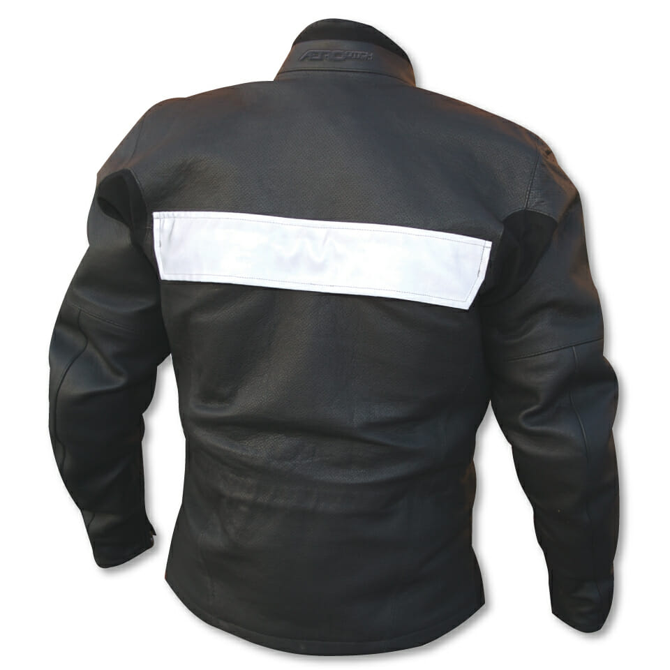 Aerostich Transit 3 jacket back