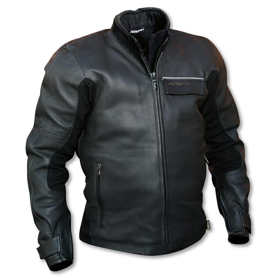 Aerostich Transit 3 jacket front