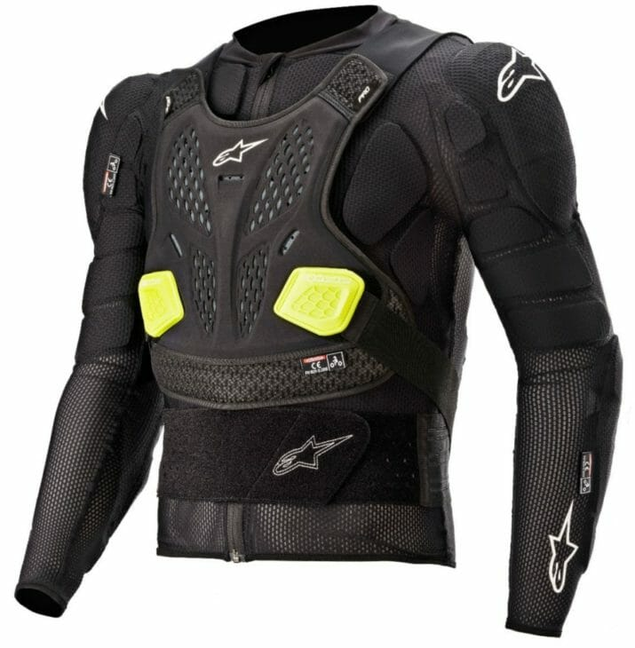 Alpinestars Tech-Air Off-Road Airbag System front