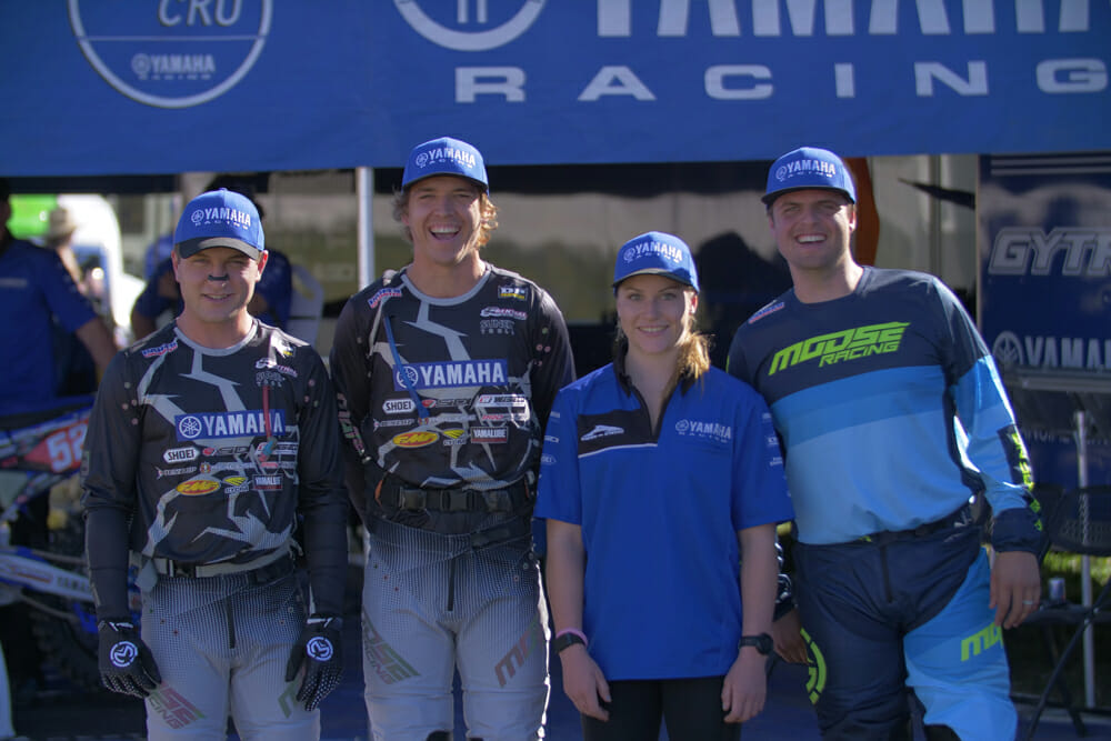 2021 AmPro Yamaha Off-Road Race Team