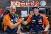 Red Bull KTM Factory Racing Signs Mattia Guadagnini for 2021 MX2
