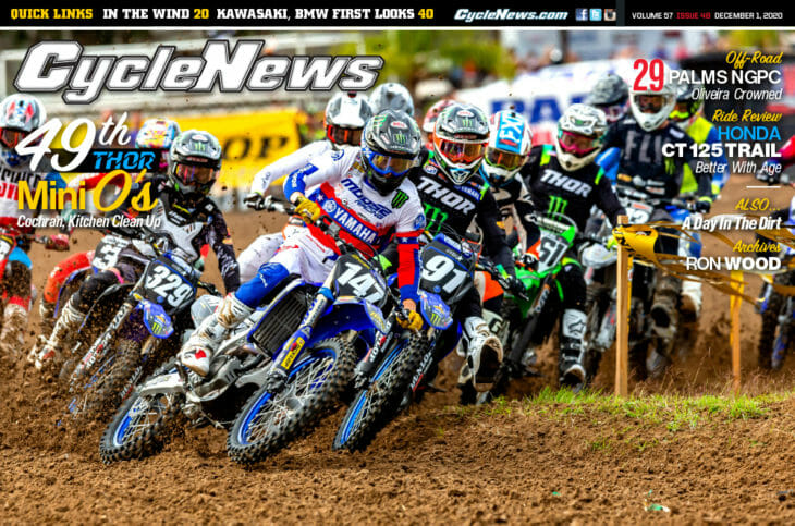 Cycle News Magazine 2020 Issue 48