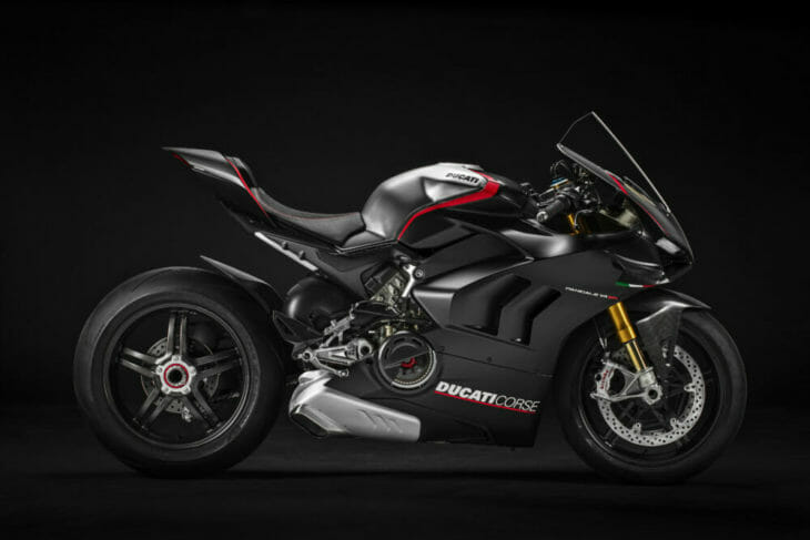 Ducati Panigale V4 SP First Look 5