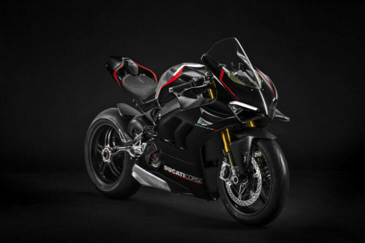 Ducati Panigale V4 SP First Look