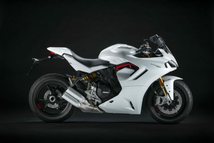 Ducati SuperSport 950 First Look