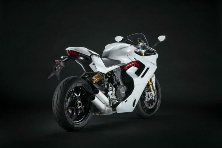 Ducati SuperSport 950 First Look 6
