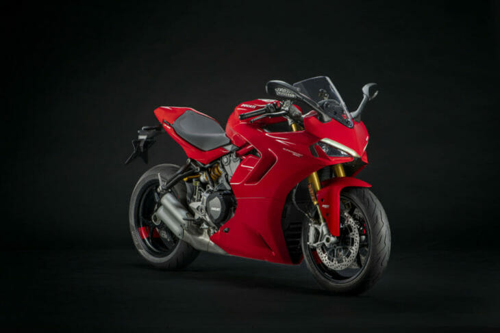 Ducati SuperSport 950 First Look 8