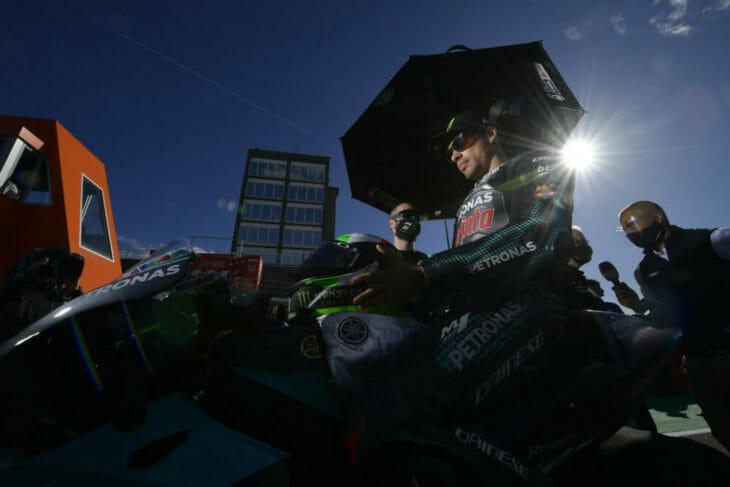 2020 Valencia MotoGP Morbidelli 2019