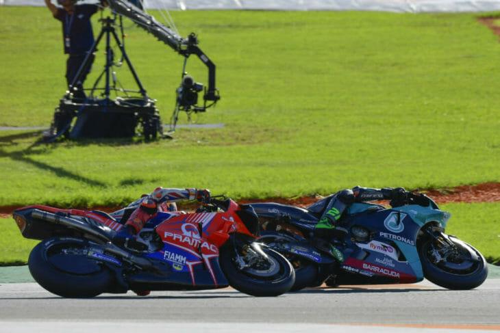 2020 Valencia MotoGP Miller Morbidelli