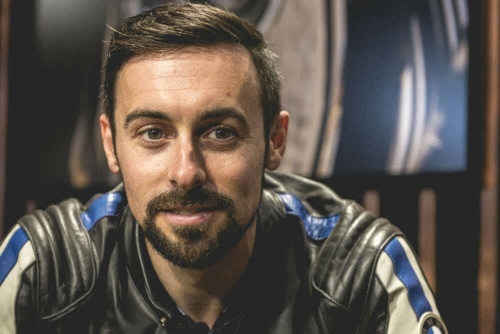 Eugene Laverty