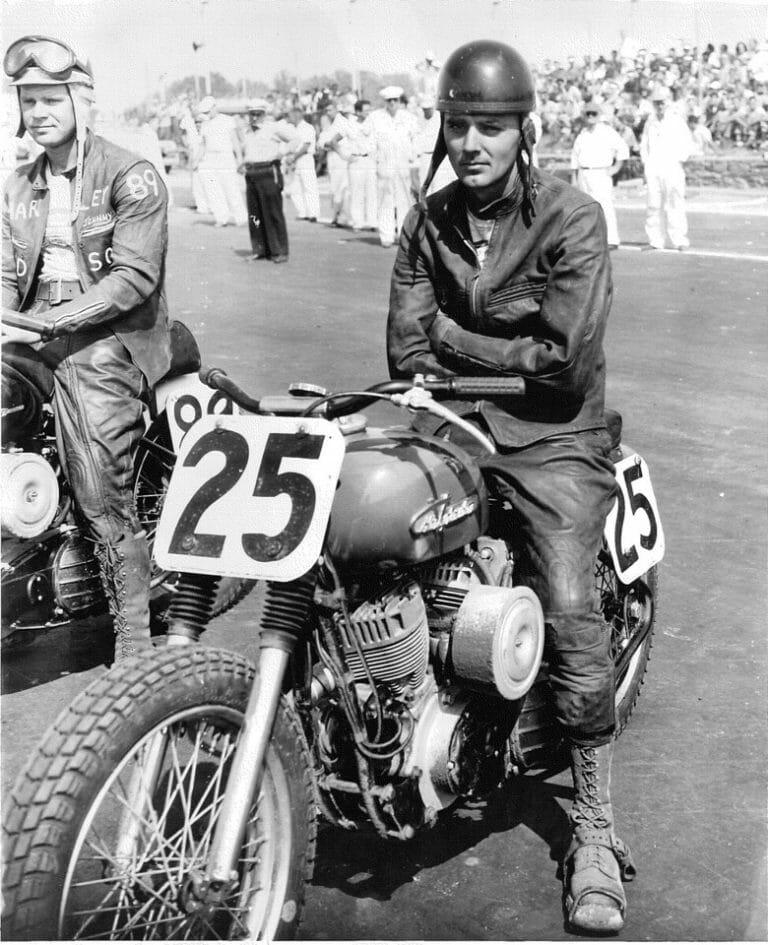 AMA Motorcycle Hall of Famer Everett Brashear passes