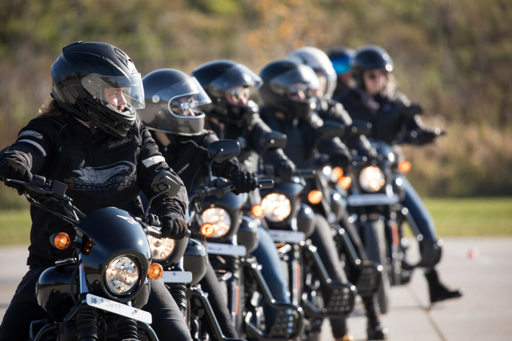Harley-Davidson Learn-to-Ride Giveaway