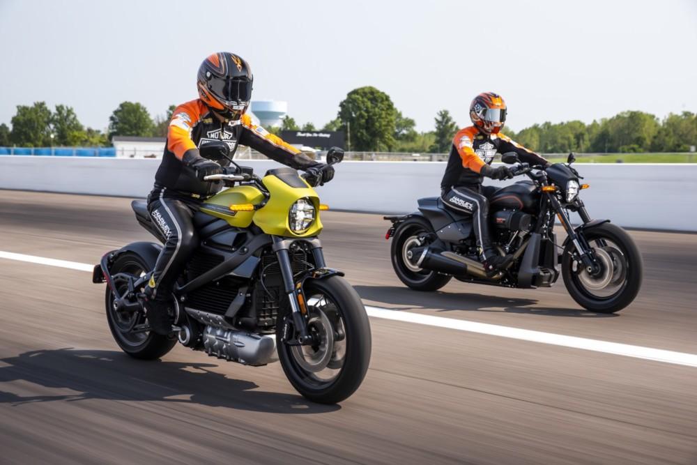 "Harley-Davidson ""Science of Speed"" Video"