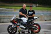 Gabriel DaSilva Takes Home 2020 Nicky Hayden AMA Road Race Horizon Award