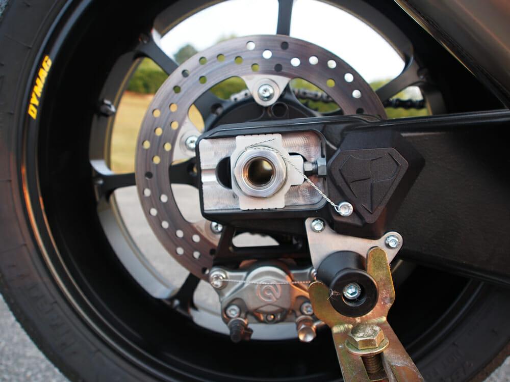 Kramer GP2-890R Wheel