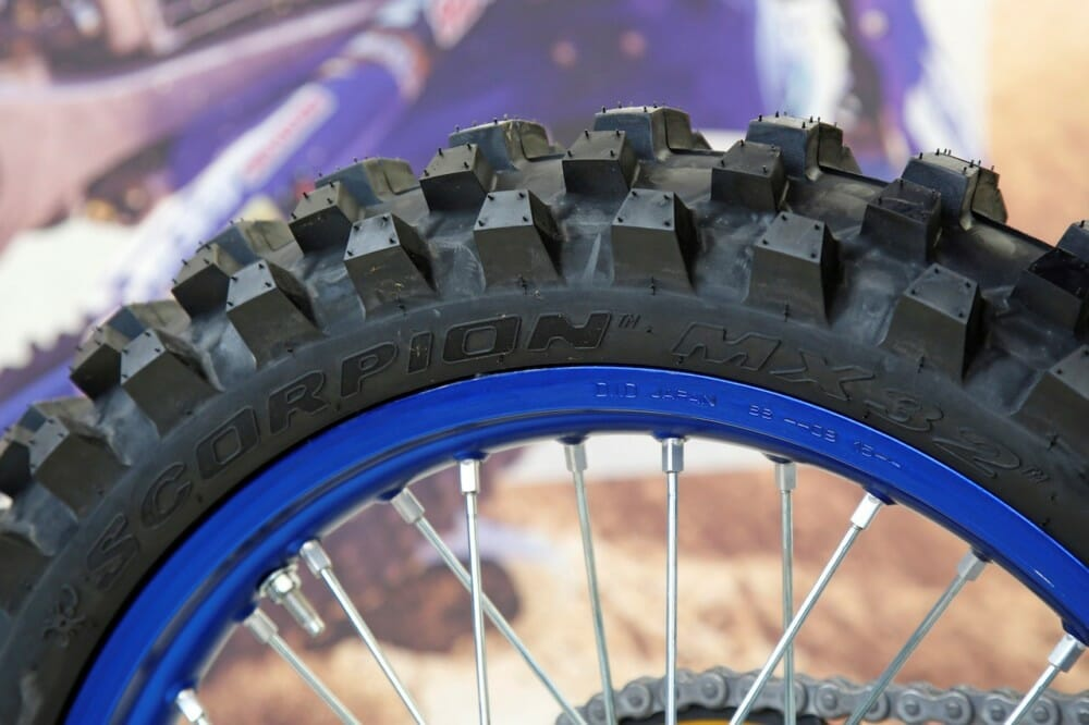 Pirelli has recommended a tire setup for the upcoming Thor Mini O's Amateur Motocross National