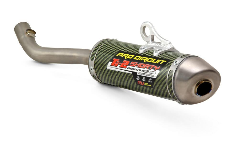 Pro Circuit Ryan Villopoto YZ125 Spec Silencer