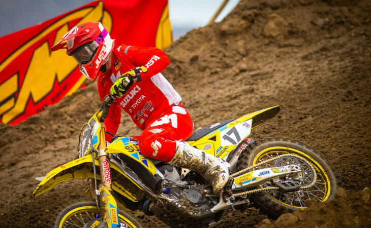 Suzuki And JGRMX Call It Quits