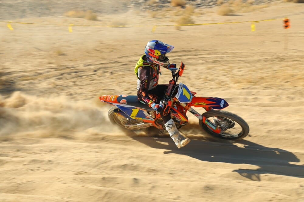 Taylor Robert at 2020 Primm WORCS