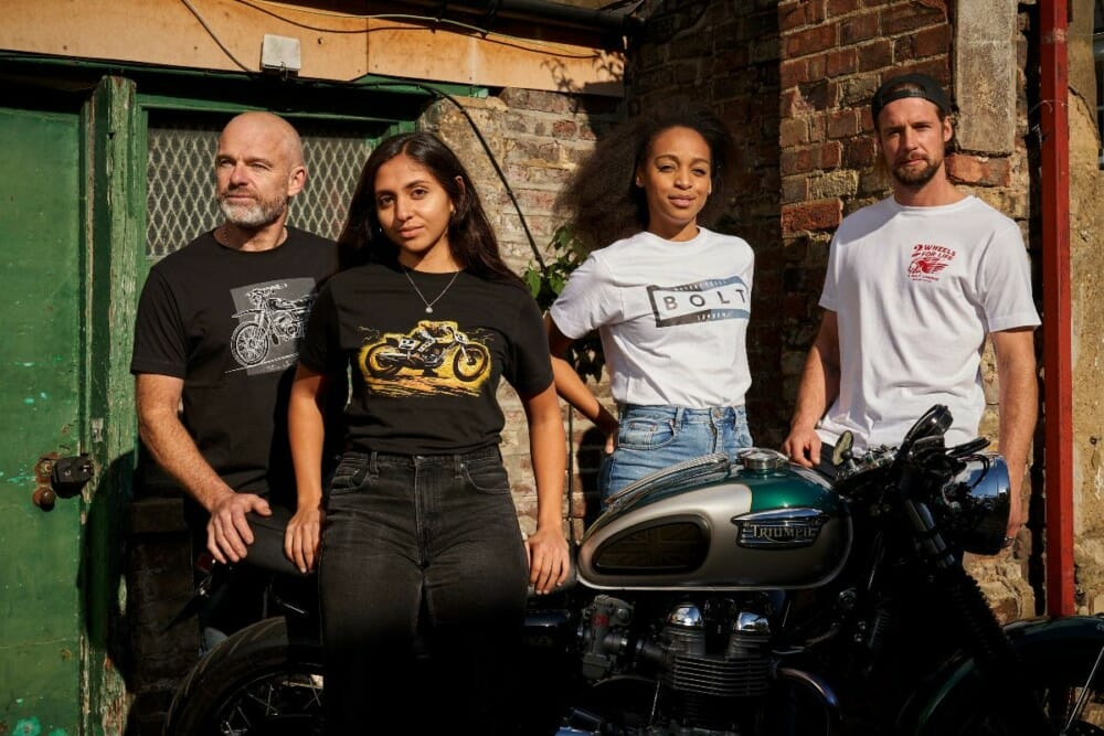 Two Wheels for Life T-shirt