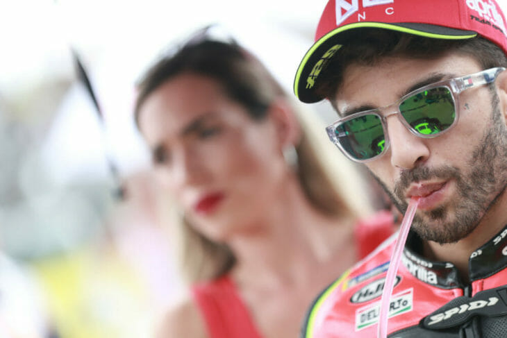Andrea Iannone ban four years