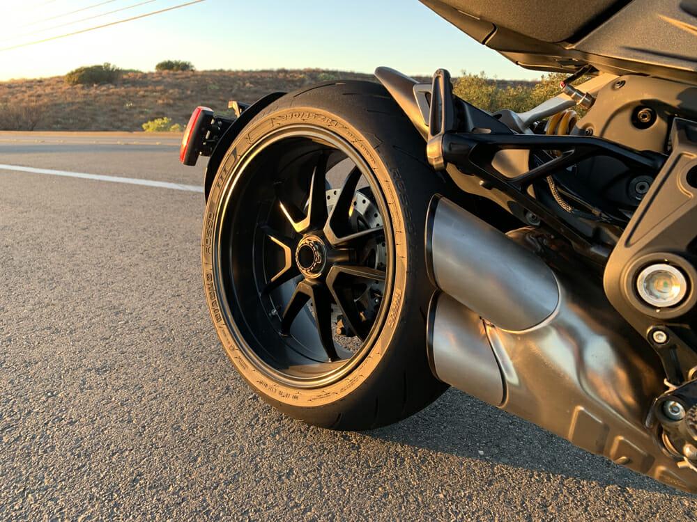 2020 Ducati Diavel 1260 S Rear Wheel