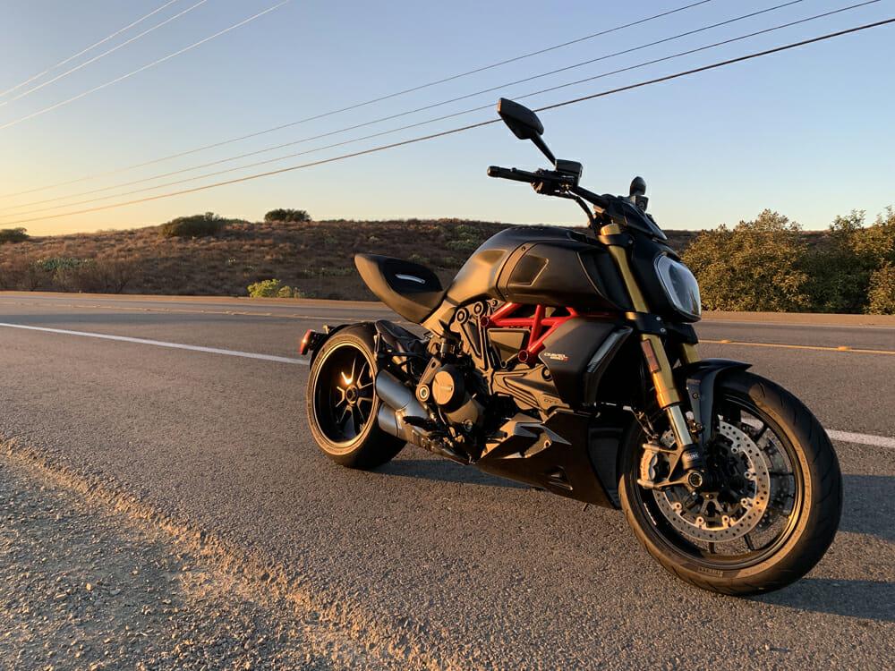 2020 Ducati Diavel 1260 S Review
