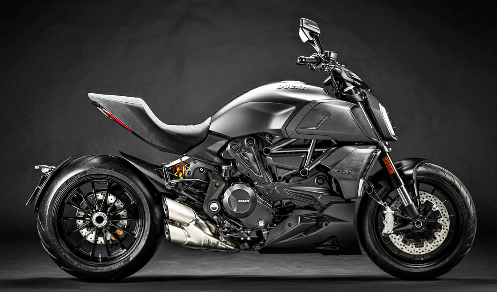 2020 Ducati Diavel 1260 S Specifications