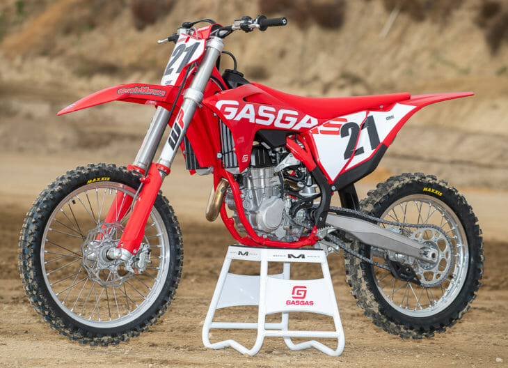 2021 GasGas MC 250F And MC 450F Review