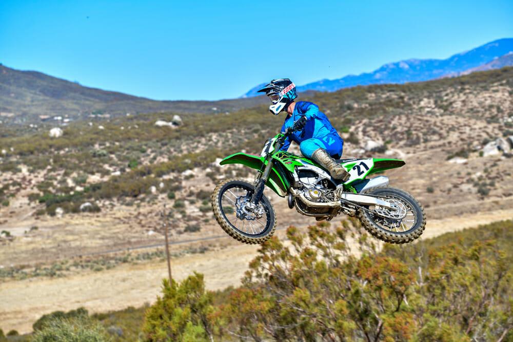 Cycle News 2021 450 Motocross Shootout winner