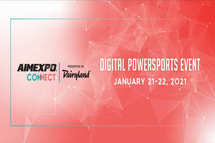 2021 AIMExpo Online in January