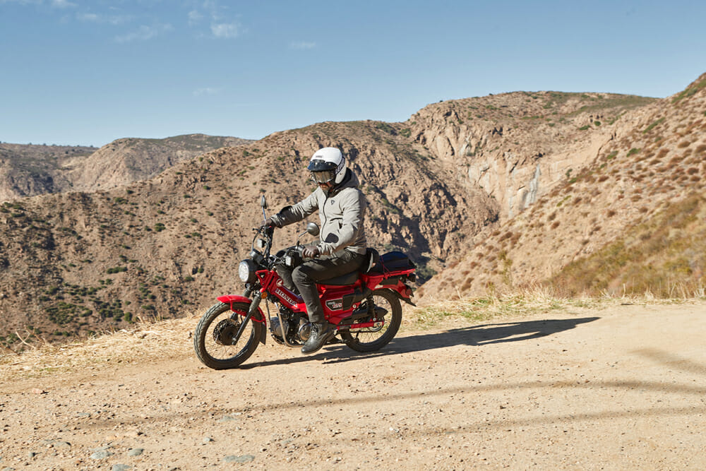 2021 Honda CT125 Trail in Julian, California