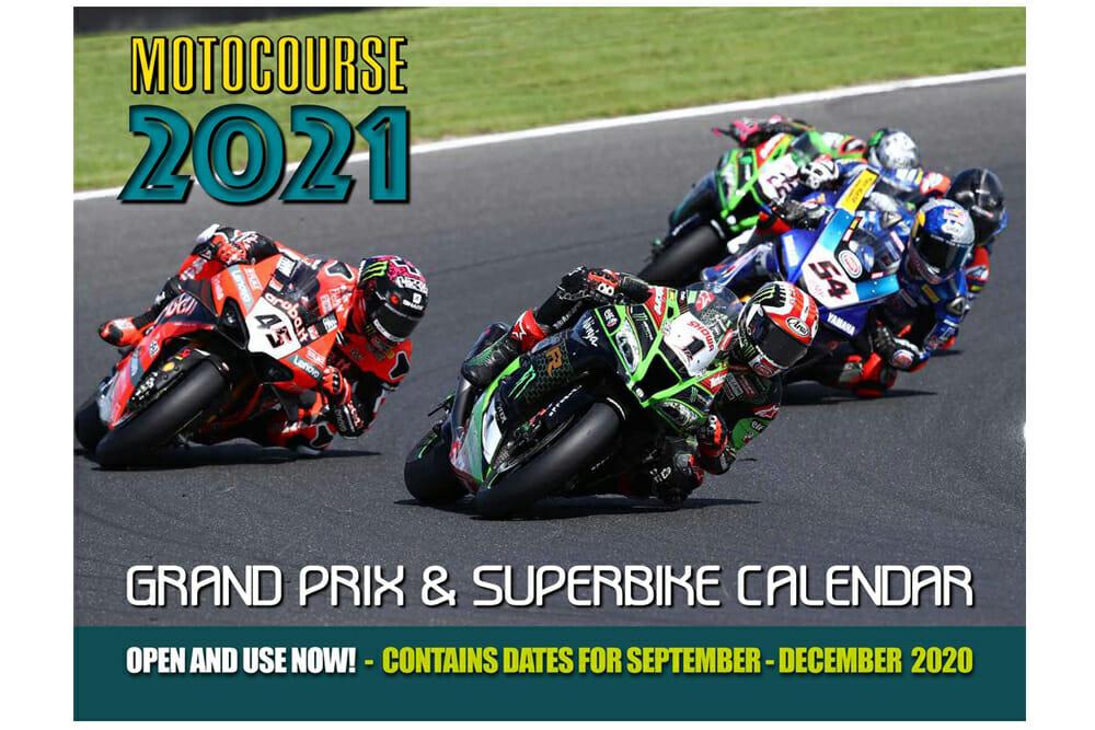 Motocourse 2021 Grand Prix & Superbike Calendar
