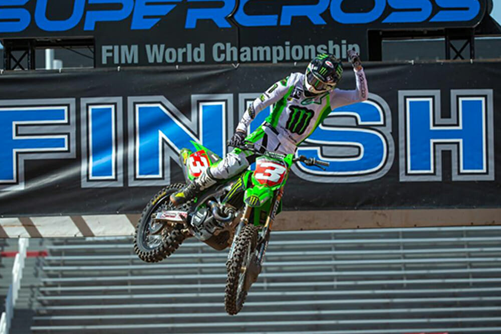 2021 Supercross Tickets on Sale for Houston and Indianapolis