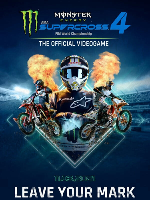 Monster Energy Supercross–The Official Videogame 4