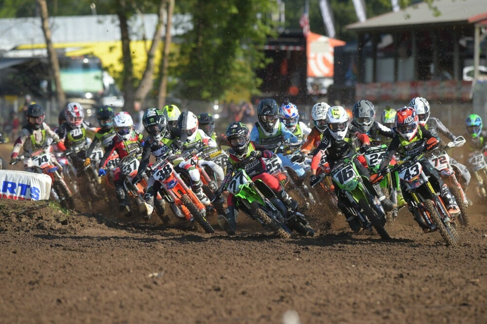 Amateur National Motocross Championship Photo Ken Hill