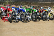 Cycle News 2021 450 Motocross Shootout